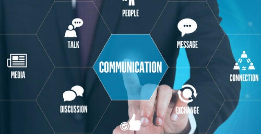 Fundamentals of communication graphic