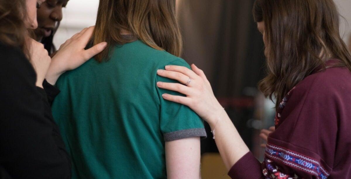 nurses as spiritual comforters