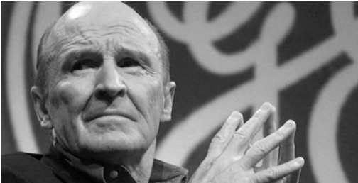 Jack Welch, CEO of General Electric