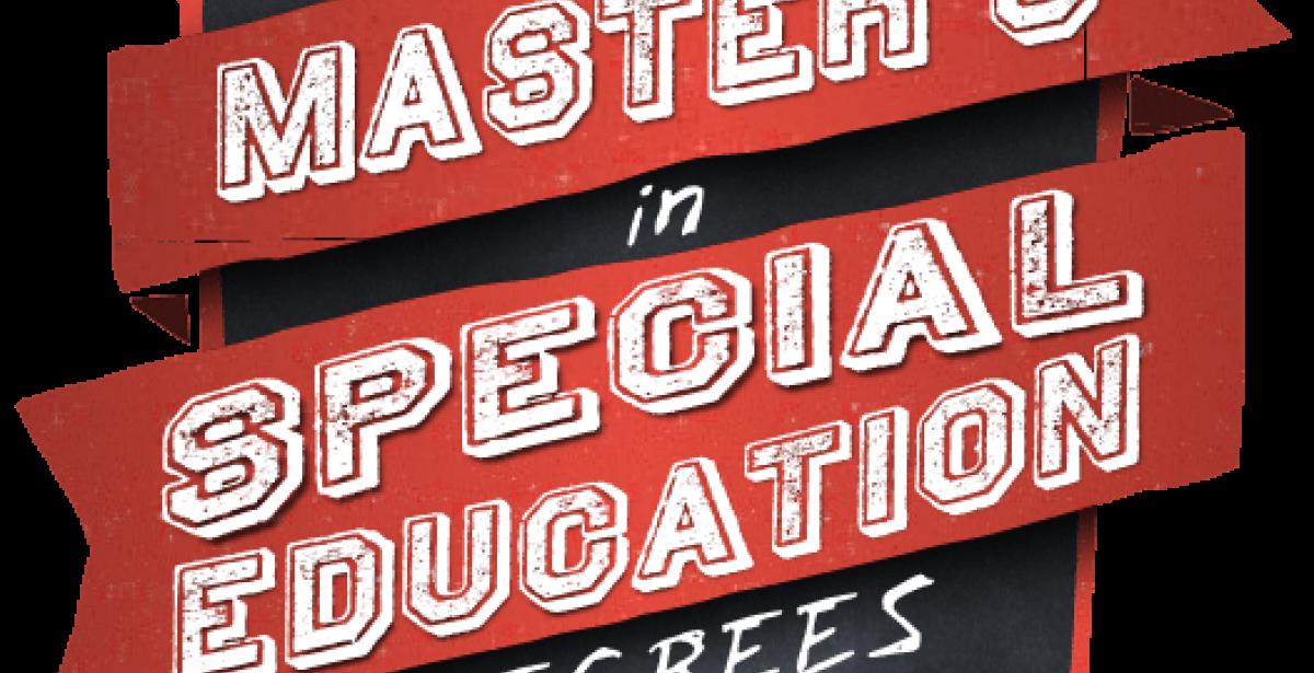 Spring Arbor University Best Online Master's in Special Education Degrees badge