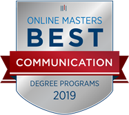 Best Online Masters in Communication 2019