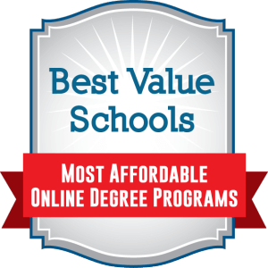 Badge - Best Value Schools - Most Affordable Degree Programs