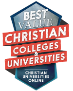 Christian Universities Online - Best Value Christian Colleges & Universities Badge
