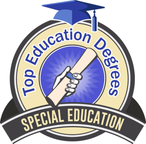 Top Education Degrees - Special Education Badge