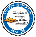 Milken Educator Awards Badge