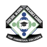 Top Christian Colleges - Social Work Degree Guide Badge