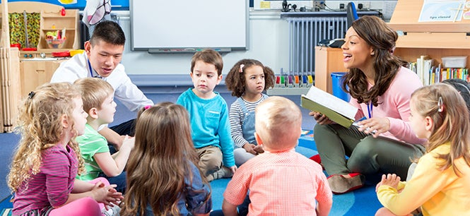Early Childhood Education Masters Online